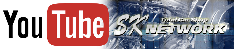SK'NETWORK YouTubeチャンネル